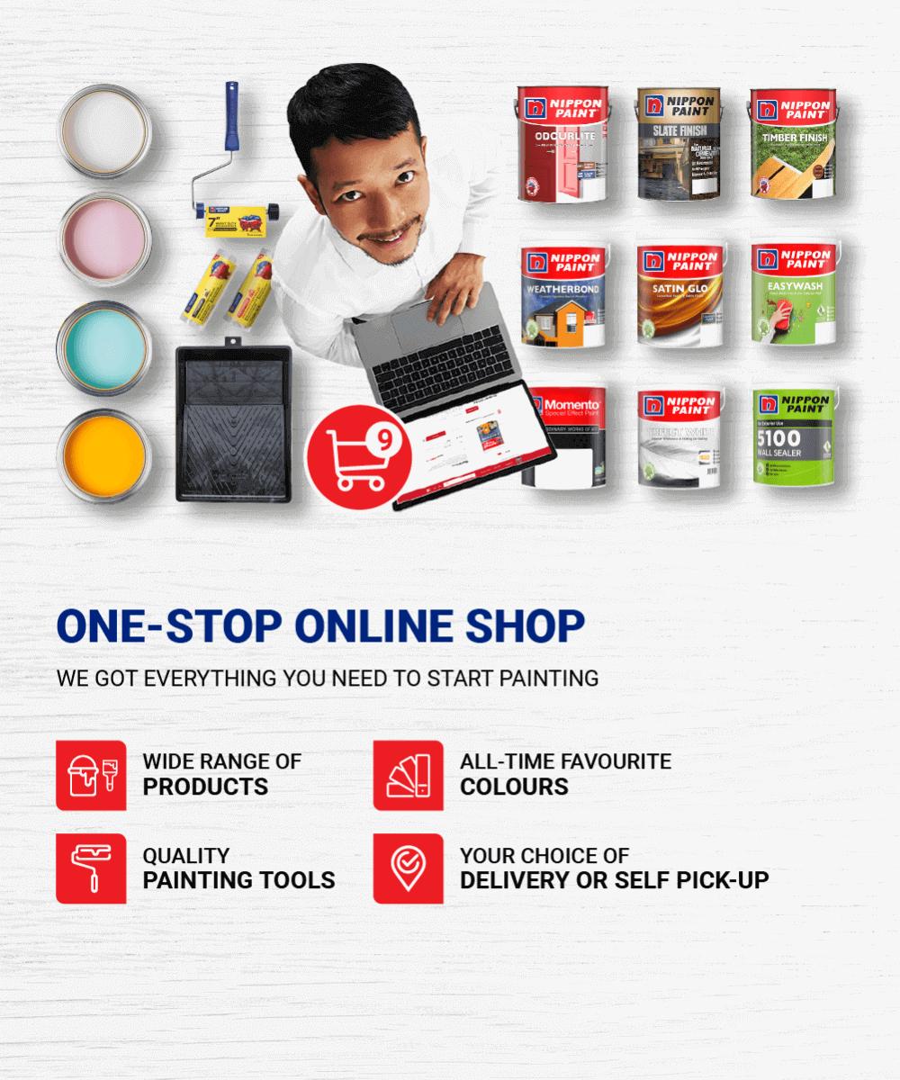 One-stop-online-shop